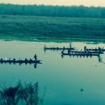 long canoe