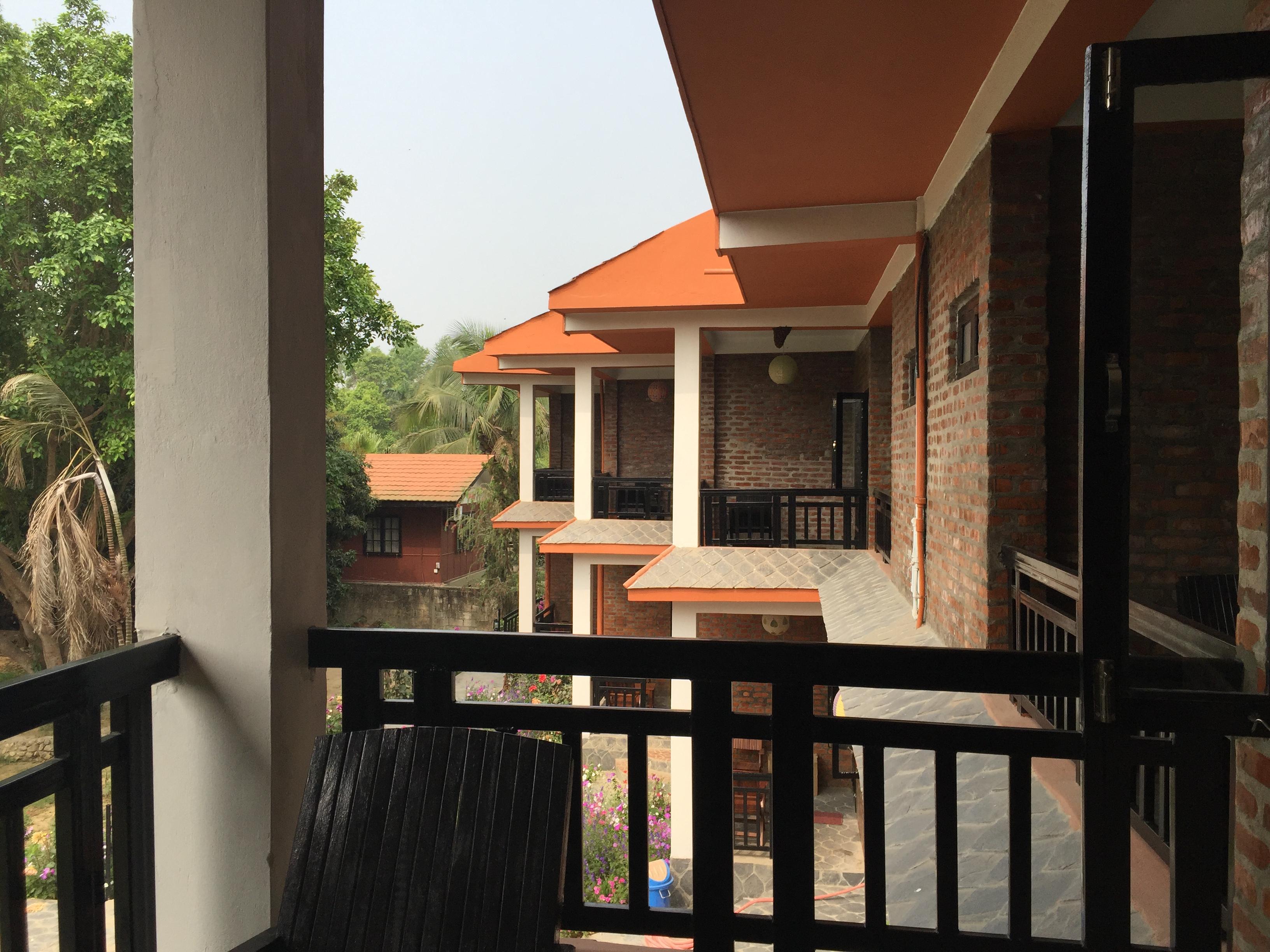 every room has privte Balcony